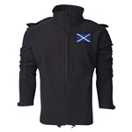Scotland Performance Softshell Jacket (Black)