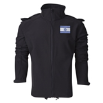 Israel Performance Softshell Jacket (Black)