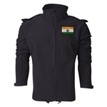India Performance Softshell Jacket (Black)