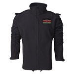 Kenya Performance Softshell Jacket (Black)