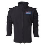 Fiji Performance Softshell Jacket (Black)