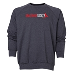 Grassroot Soccer Crewneck Fleece (Dark Gray)