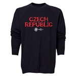 Czech Republic Euro 2016 Core Crewneck Sweatshirt (Black)