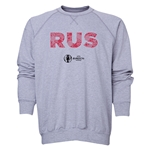 Russia Euro 2016 Elements Crewneck Sweatshirt (Grey)