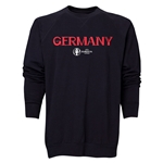 Germany Euro 2016 Core Crewneck Sweatshirt (Black)
