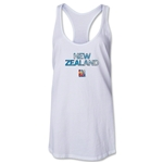 New Zealand FIFA Women's World Cup Canada 2015(TM) Racerback Tank Top (White)