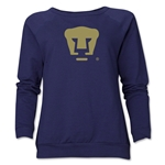 Pumas UNAM Core Crewneck Fleece (Navy)