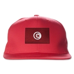 Tunisia Flatbill Cap (Red)