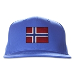 Norway Flatbill Cap (Royal)