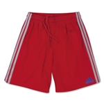 adidas KHA Custom Short (Red)