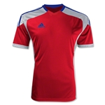 adidas KHA Custom Women's Jersey (Red)