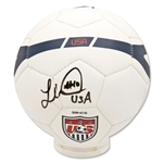 Landon Donovan Autographed Nike US Support Soccer Ball