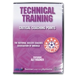 NSCAA Technical Training-Critical Coaching Points