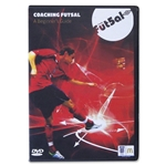 Coaching Futsal DVD Attacking, Defending