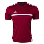 adidas MLS 15 Match Soccer Jersey (Cardnal/Wh)