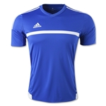 adidas MLS 15 Match Soccer Jersey (Roy/Wht)