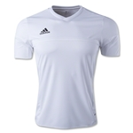 adidas MLS 15 Match Soccer Jersey (White)