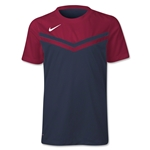 Nike Victory II Jersey (Navy/Red)