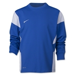 Nike Long Sleeve Academy 14 Midlayer T-Shirt (Roy/Wht)
