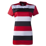 Nike Women's Squad 14 Prematch Top (Sc/Wh)