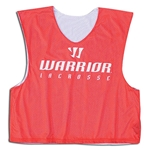 Warrior Collegiate-Cut Cap Sleeve Reversible Jersey (Sc/Wh)