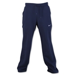 Nike Women's Team Club Fleece Pant (Navy)
