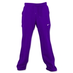 Nike Women's Team Club Fleece Pant (Purple)