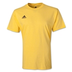 adidas Rush T-Shirt (Yellow)