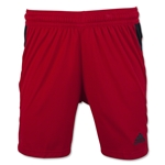 adidas Broomfield SC Women's Game Short (Red)