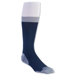 adidas Elite Traxion Soccer Sock (Navy/White)