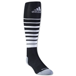adidas Team Speed Sock (Blk/Wht)