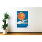 1954 FIFA World Cup Switzerland Poster Wall Decal