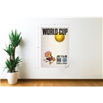 1966 FIFA World Cup England Poster Wall Decal