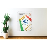 2002 FIFA World Cup Korea/Japan Poster Wall Decal