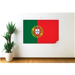 Portugal Flag Wall Decal