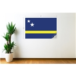 Curacao Flag Wall Decal