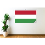 Hungary Flag Wall Decal