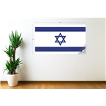 Israel Flag Wall Decal