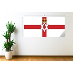 Northern Ireland Flag Wall Decal