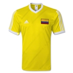 Colombia Tabela 14 Jersey (Yellow/White)