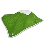 Seattle Sounders Sherpa Throw Blanket