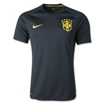 Brazil 14/15 Authentic Third Soccer Jersey