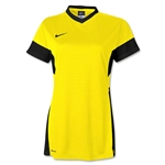Nike Women's Academy 14 Training Top (Yl/Bk)