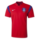 South Korea 14/15 Home Soccer Jersey