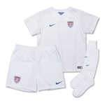 USA 14/15 Little Boys Home Soccer Kit