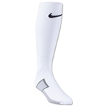 Nike Elite Match Fit Soccer Sock (Wh/Bk)