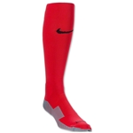 Nike Stadium Soccer Sock (Red)