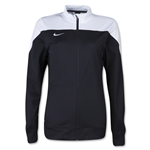Nike Women's Squad 14 Sideline Knit Jacket (Black)