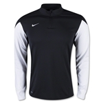 Nike Long Sleeve Squad 14 Midlayer (Black)