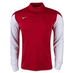 Nike Long Sleeve Squad 14 Midlayer (Red)